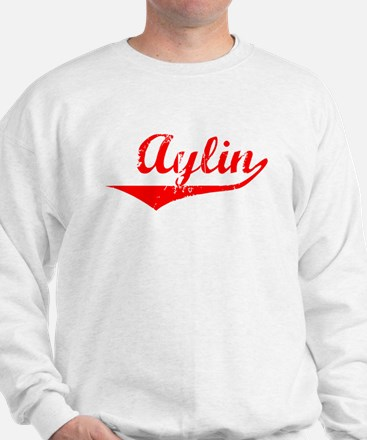 Aylin Vintage (Red) Sweater
