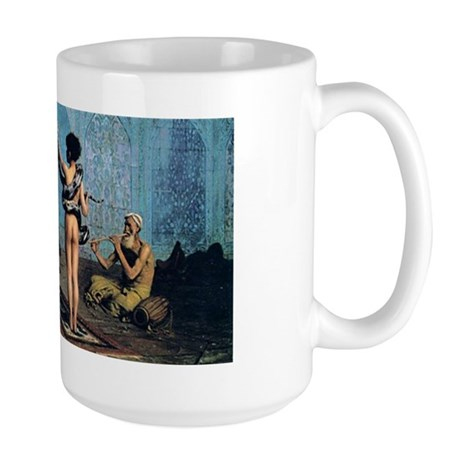 "Large ""The Snake Charmer"" Mug by Gerome"