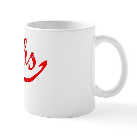 Babs Vintage (Red) Mug