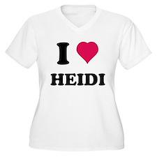 I love Heidi T-Shirt