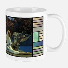 """Interlude"" Mug by Parrish"