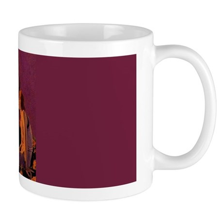 """""""Contentment"""" Mug by Parrish"""