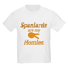Spaniards5 T-Shirt