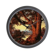 Riverbank Wall Clock