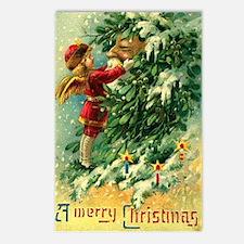 Santa Claus #21 Postcards (Package of 8)