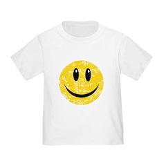Vintage Happy Smiley T