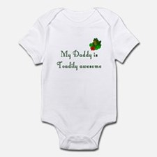 Toadily Awesome Dad Infant Bodysuit