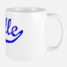 Gisselle Vintage (Blue) Mug