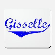 Gisselle Vintage (Blue) Mousepad