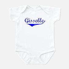 Gisselle Vintage (Blue) Infant Bodysuit