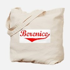 Berenice Vintage (Red) Tote Bag