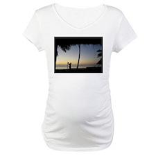 Tiki Torch at Sunset Shirt