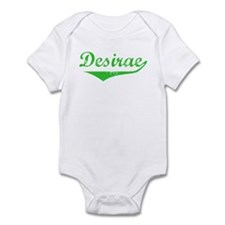 Desirae Vintage (Green) Onesie