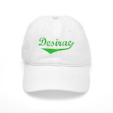 Desirae Vintage (Green) Baseball Cap