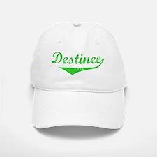 Destinee Vintage (Green) Baseball Baseball Cap
