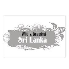 Unique I love sri lanka Postcards (Package of 8)