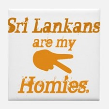 Cool Sri lanka Tile Coaster
