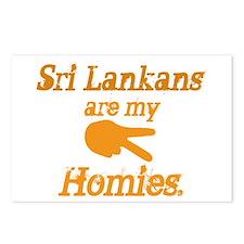 Cool I love sri lanka Postcards (Package of 8)