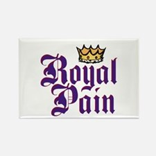 Royal Pain Rectangle Magnet