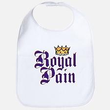 Royal Pain Bib