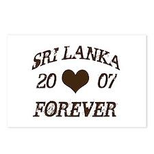 Sri Lanka forever Postcards (Package of 8)
