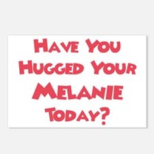 Have You Hugged Your Melanie? Postcards (Package o
