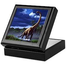 Brachiosaur 1 Keepsake Box