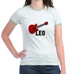 Guitar - Leo Jr. Ringer T-Shirt