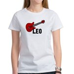 Guitar - Leo Women's T-Shirt