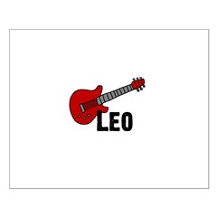 Guitar - Leo Posters
