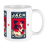 Obey the Jack Russell Terrier! Mug