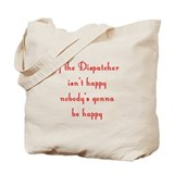 Dispatcher Canvas Totes