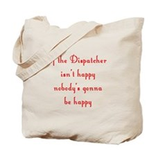 Dispatcher Tote Bag