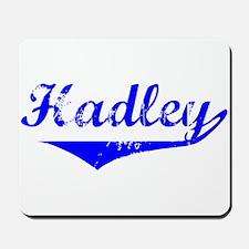 Hadley Vintage (Blue) Mousepad
