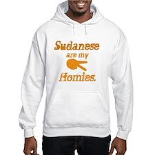 Sudanese are homies Hoodie