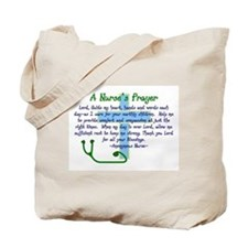 Cute Picu nurse Tote Bag