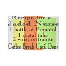 Recipe Jaded Nurse Magnets