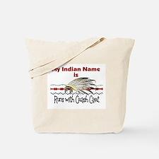 Funny Cardiac nurse Tote Bag