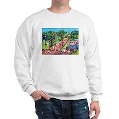 Just Peachy! Sweatshirt