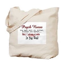 Unique Psychiatric nurse Tote Bag