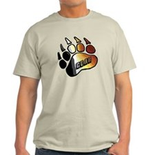 BEAR PRIDE PAW/BEAR T-Shirt