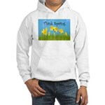 Think Spring Hooded Sweatshirt