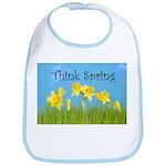 Think Spring Bib
