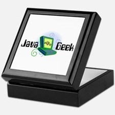 Java Geek Keepsake Box