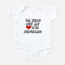 Unique Suriname Infant Bodysuit