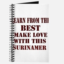Learn best about Surinamer Journal
