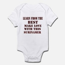 Learn best about Surinamer Onesie