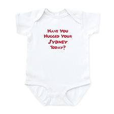 Have You Hugged Your Sydney? Infant Bodysuit
