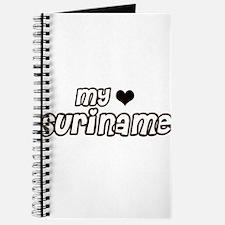 my heart Suriname Journal