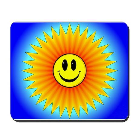 Sun Burst Mousepad